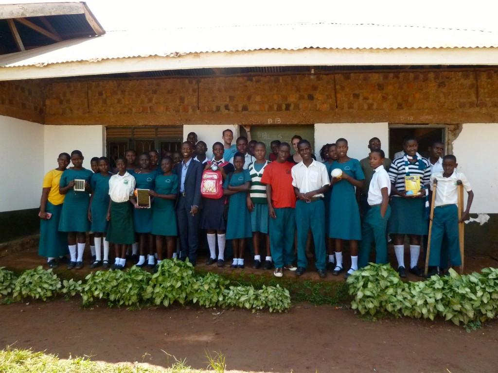 Solar Club established at Green Valley High School