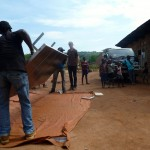 Preparing solar panels